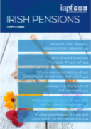 Irish Pensions Magazine Summer 2018