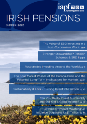 Irish Pension Magazine Summer 2020
