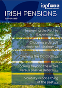 Irish Pensions Magazine Summer 2017